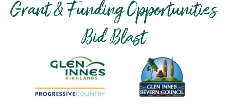 Glen Innes Severn Council Grant Newsletter