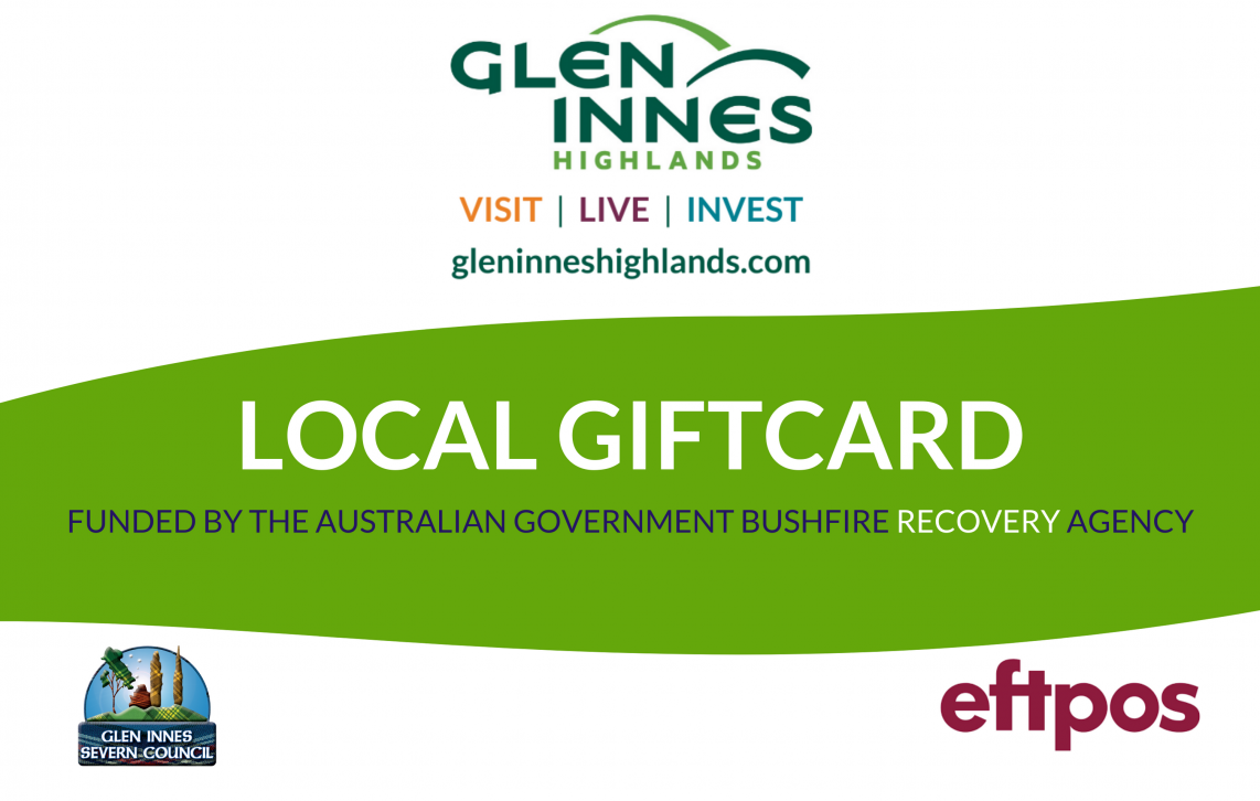 Local Gift Cards for Local Economic Stimulus