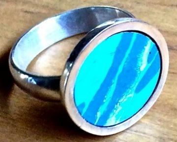The Makers Shed - Richard Moon Wearable Silver--